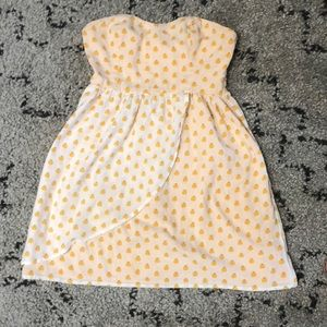 UO Golden Apple dress